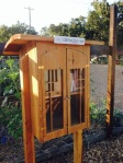 New Little Free Library now open at Lafayette CommunityGarden