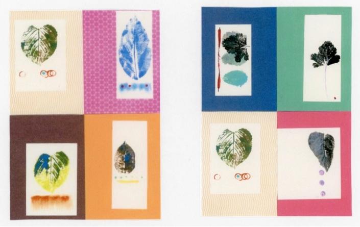 Organic Card Printing